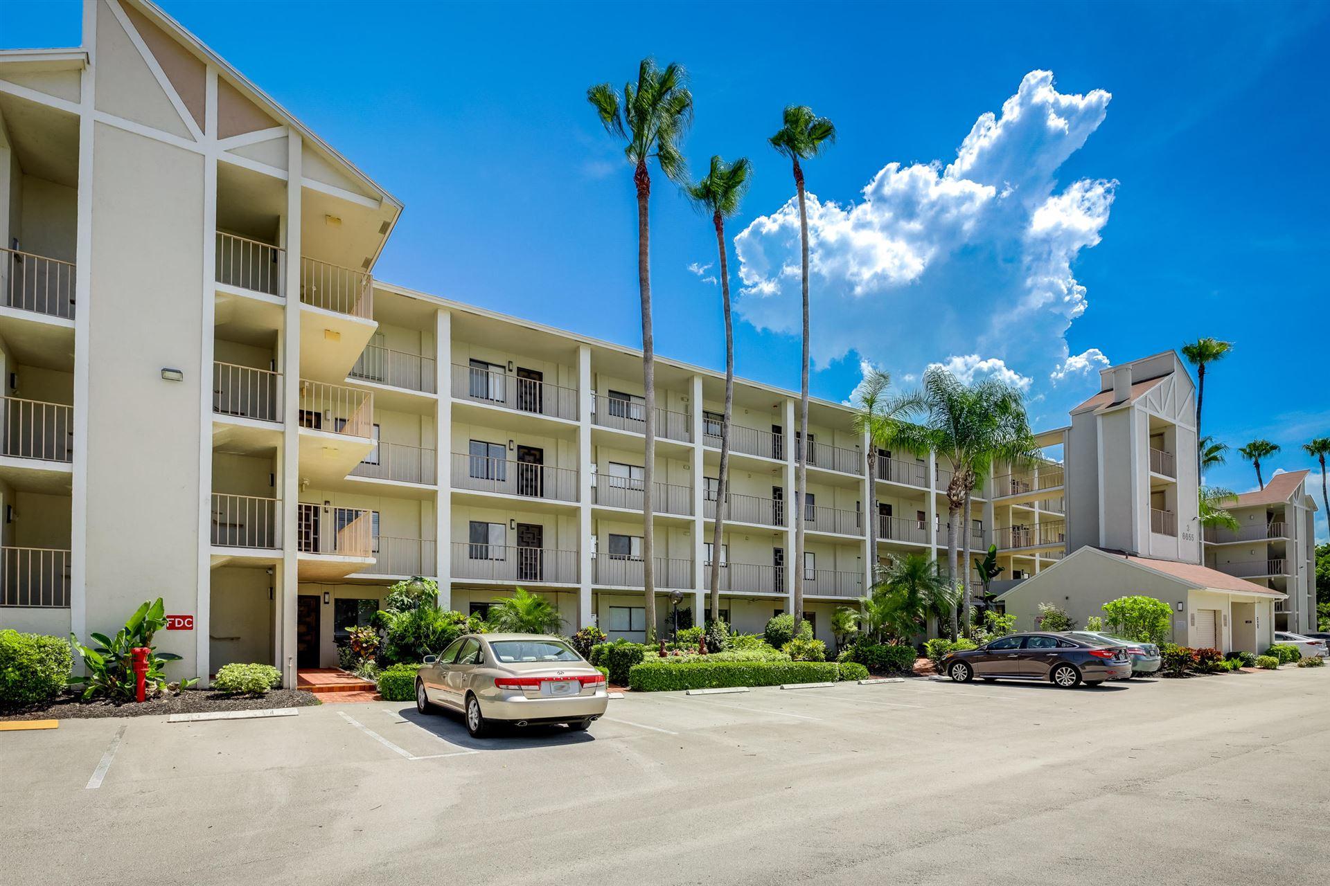 6655 Kensington Lane #204, Delray Beach, FL 33446 - #: RX-10634767