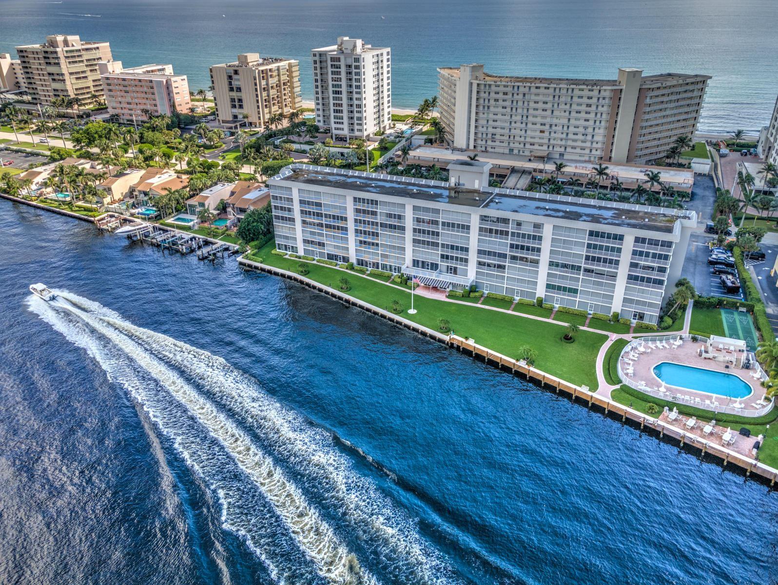 3100 S Ocean Boulevard #506, Highland Beach, FL 33487 - #: RX-10662767