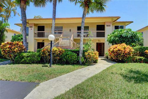 Photo of Listing MLS rx in 5830 Sugar Palm Court #B Delray Beach FL 33484