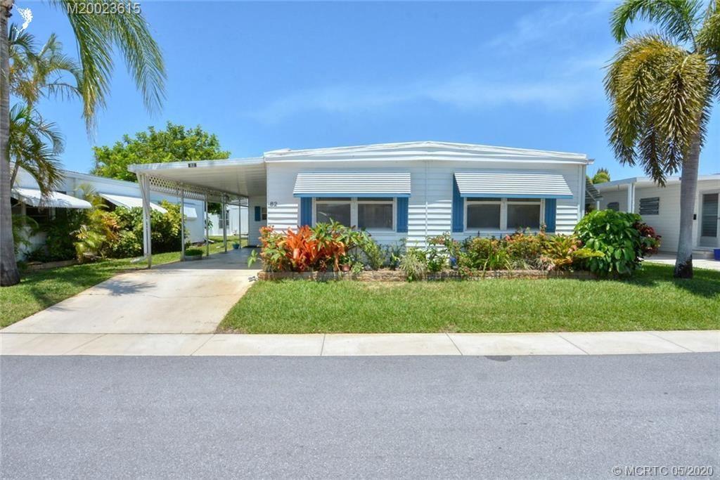 4300 SE Saint Lucie Boulevard UNIT 82, Stuart, FL 34997 - #: RX-10630768