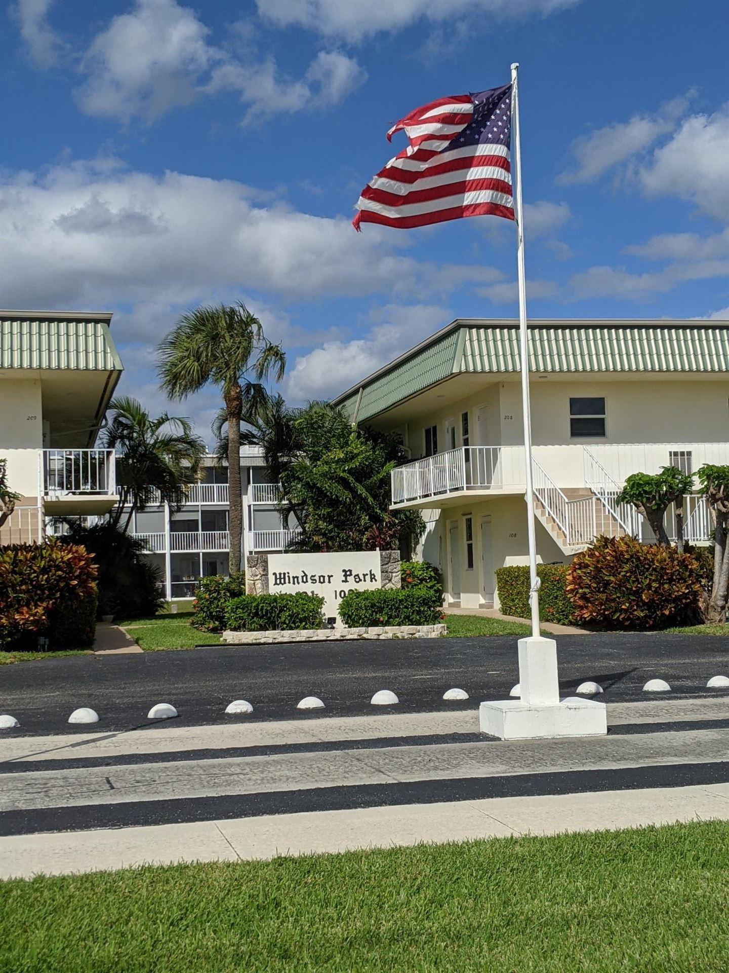 Photo of 109 Wettaw Lane #202, North Palm Beach, FL 33408 (MLS # RX-10664768)