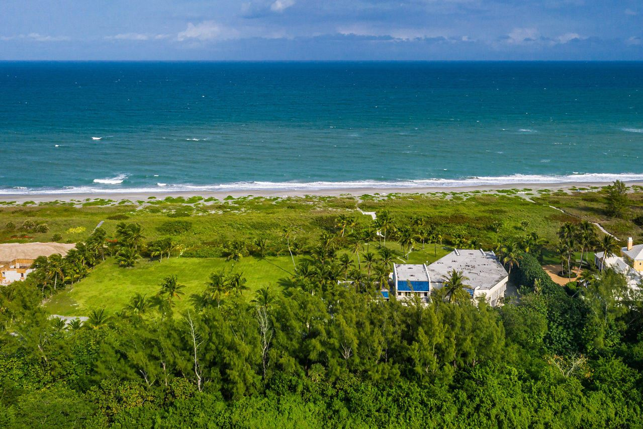 Photo of 481 S Beach Road, Hobe Sound, FL 33455 (MLS # RX-10666768)