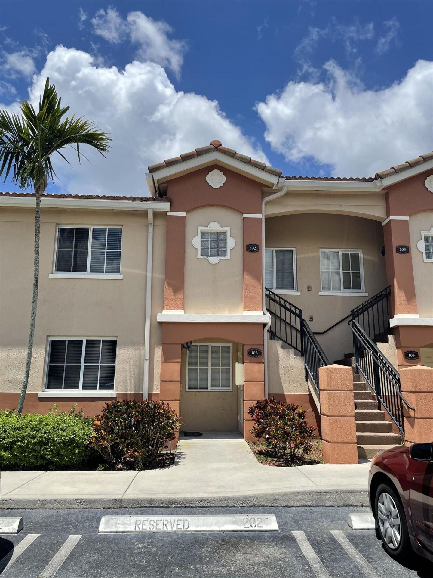 3501 Briar Bay Boulevard #102, West Palm Beach, FL 33411 - #: RX-10725768