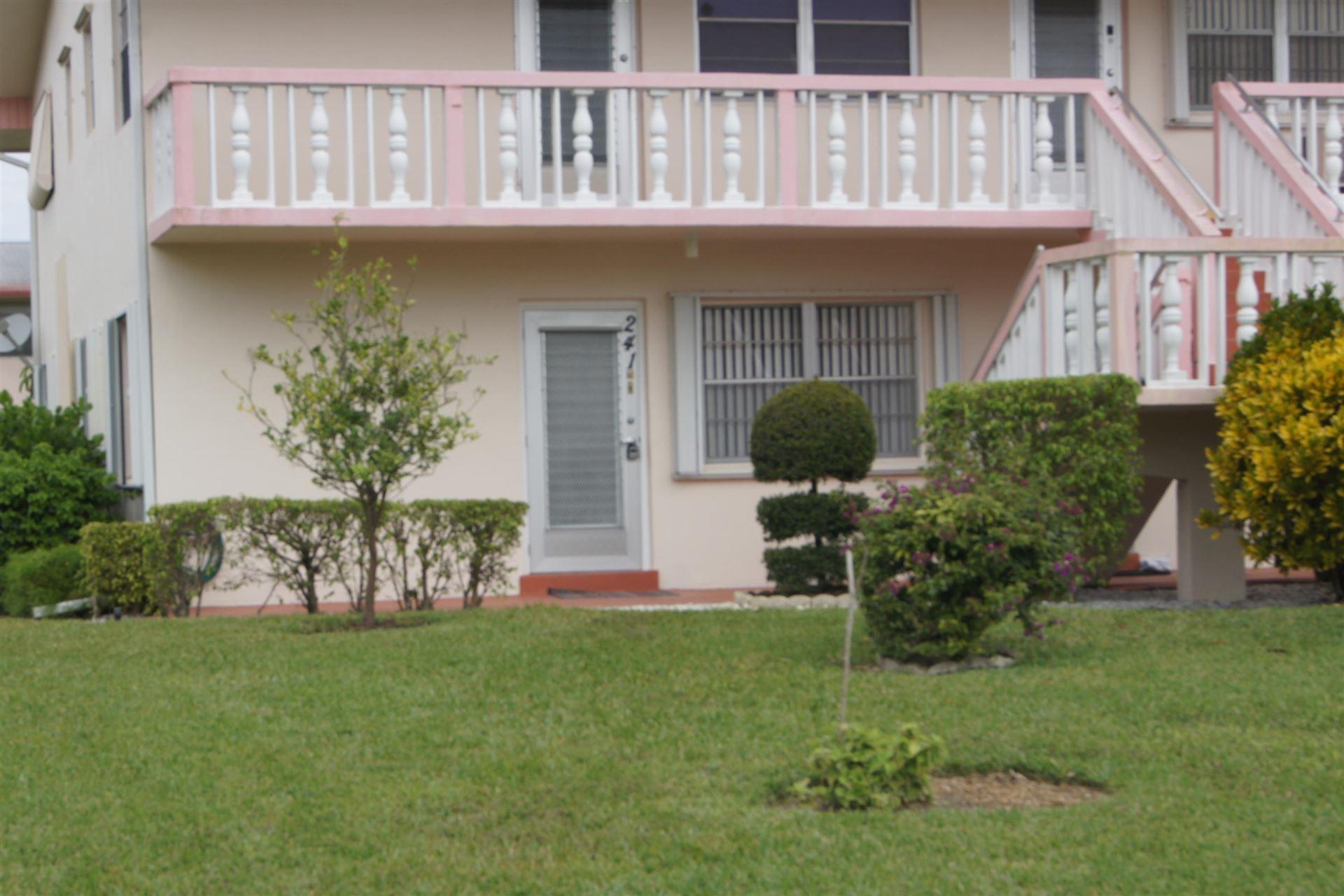 241 Norwich K #119, West Palm Beach, FL 33417 - MLS#: RX-10734768