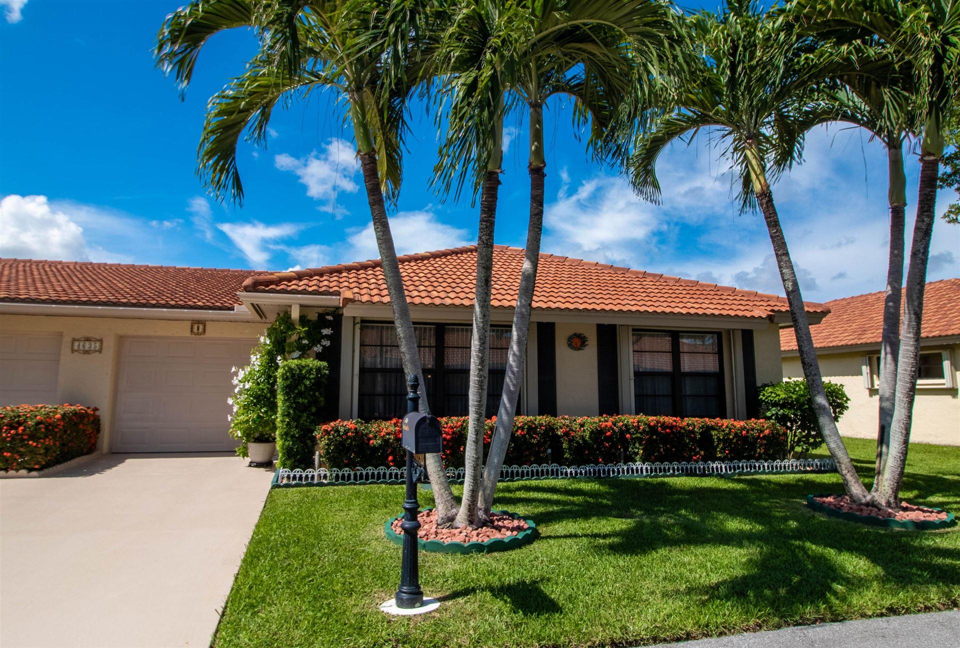 4635 Rosewood Tree Court #B, Boynton Beach, FL 33436 - MLS#: RX-10738768