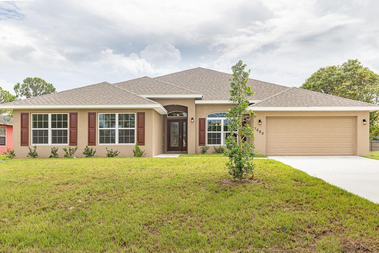 1021 SE Bywood Avenue, Port Saint Lucie, FL 34983 - #: RX-10747768
