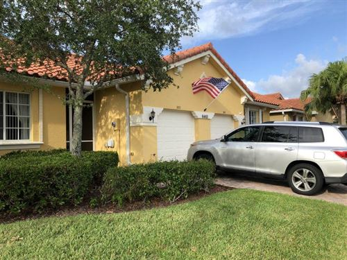 Photo of 6465 Oxford Circle #103, Vero Beach, FL 32966 (MLS # RX-10562769)