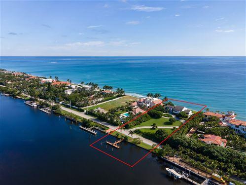 Photo of 1300 S Ocean Boulevard, Manalapan, FL 33462 (MLS # RX-10754769)