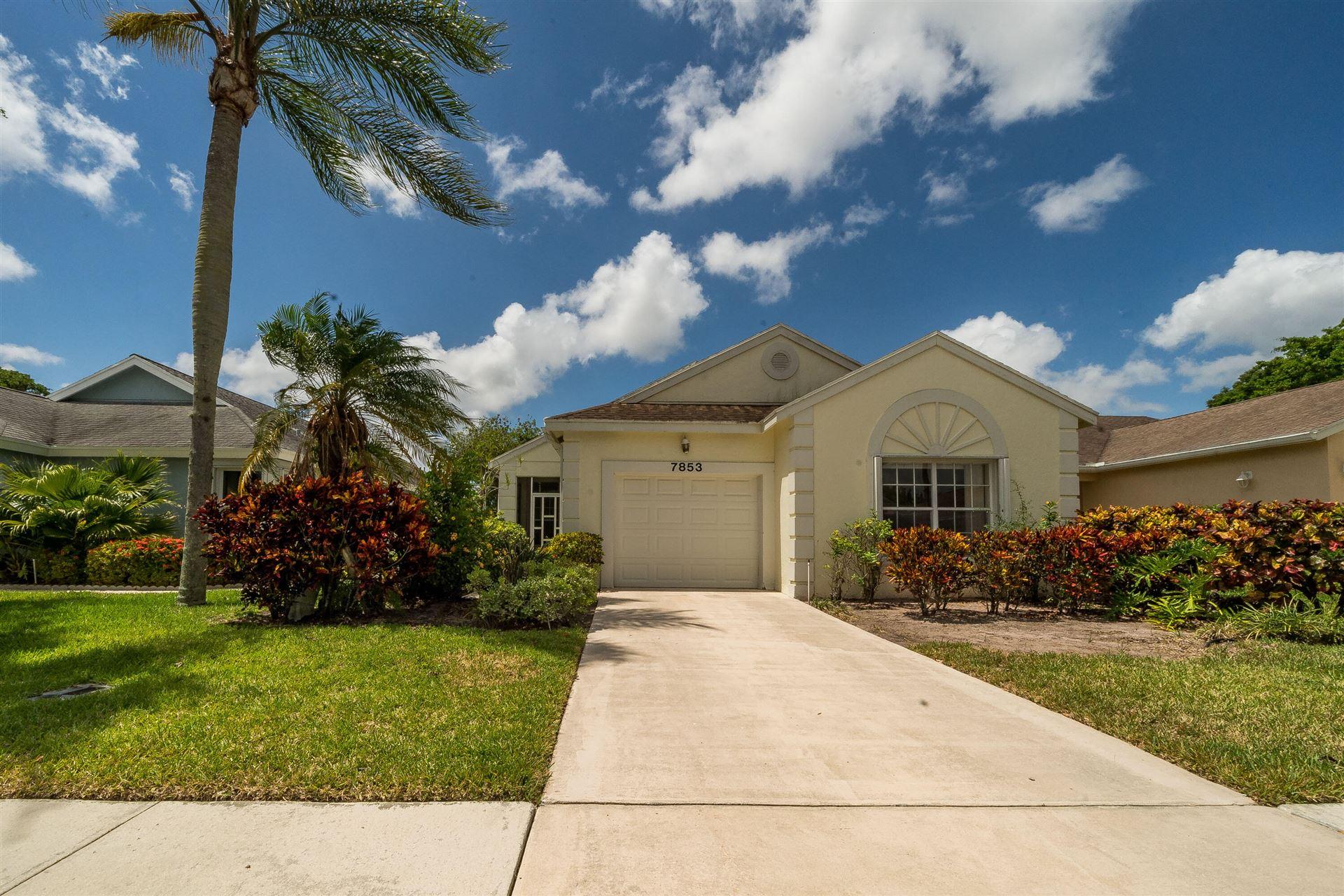 7853 Mansfield Hollow Road, Delray Beach, FL 33446 - MLS#: RX-10722769