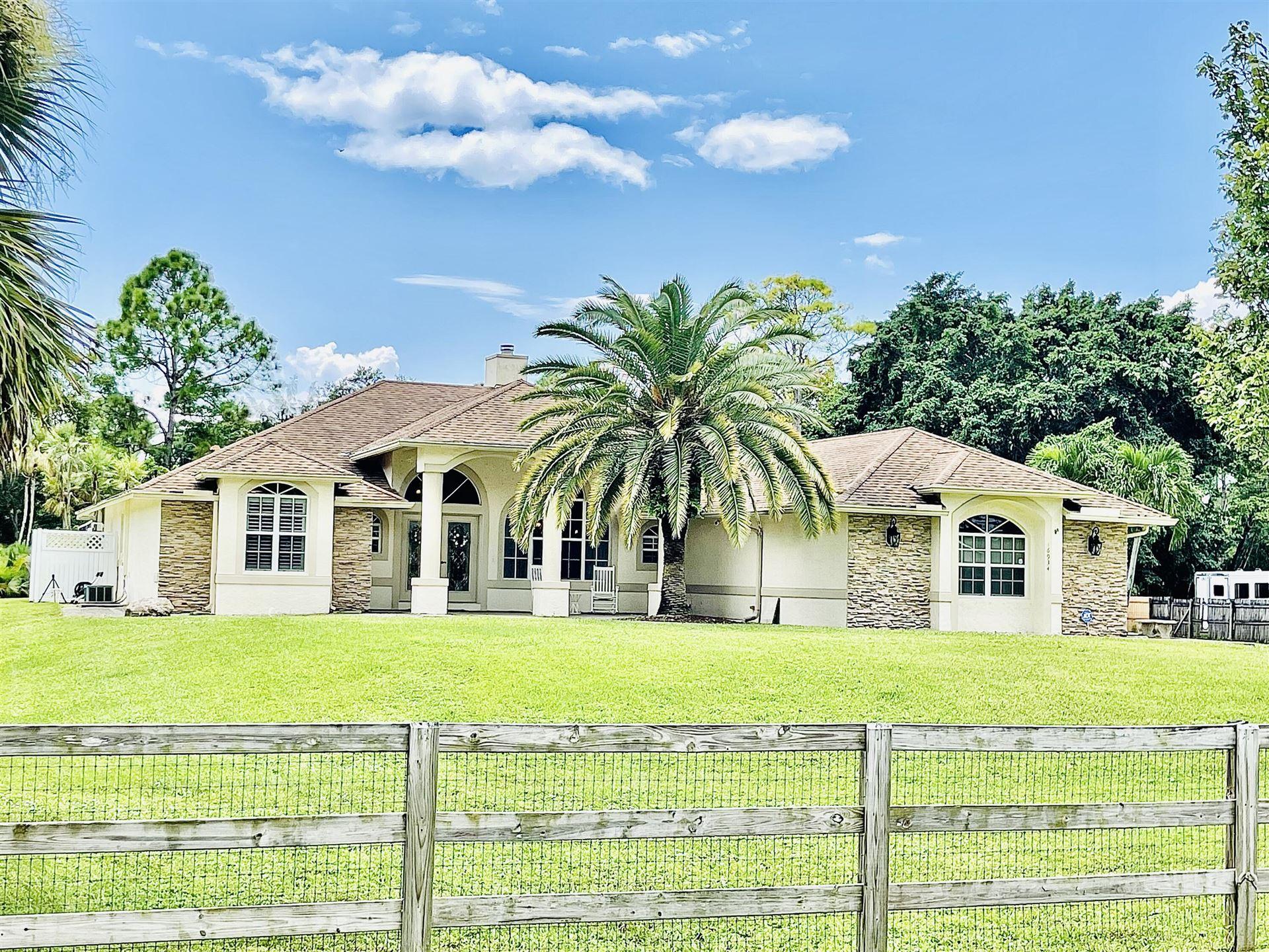 16934 W Pleasure Drive W, Loxahatchee Groves, FL 33470 - MLS#: RX-10742769