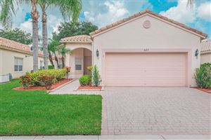 Photo of 629 NW Whitfield Way, Port Saint Lucie, FL 34986 (MLS # RX-10553770)