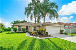 Photo of 5986 Las Colinas Circle, Lake Worth, FL 33463 (MLS # RX-10560770)