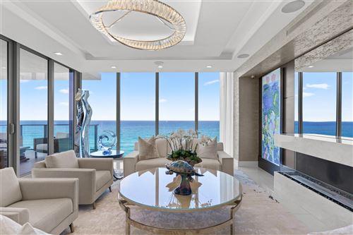 Photo of 5000 N Ocean Drive #1101, Singer Island, FL 33404 (MLS # RX-10708770)