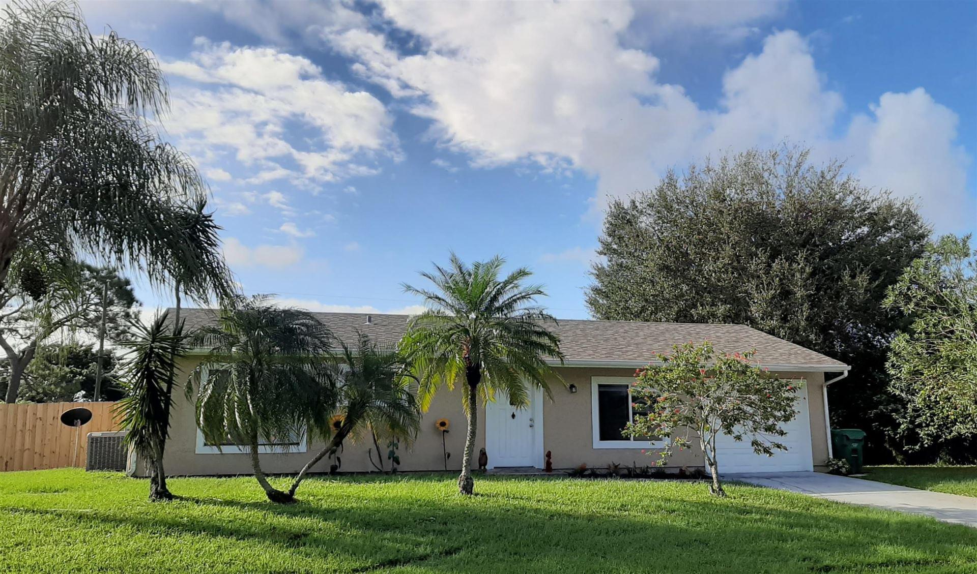 350 SE Dalva Avenue, Port Saint Lucie, FL 34984 - #: RX-10665770
