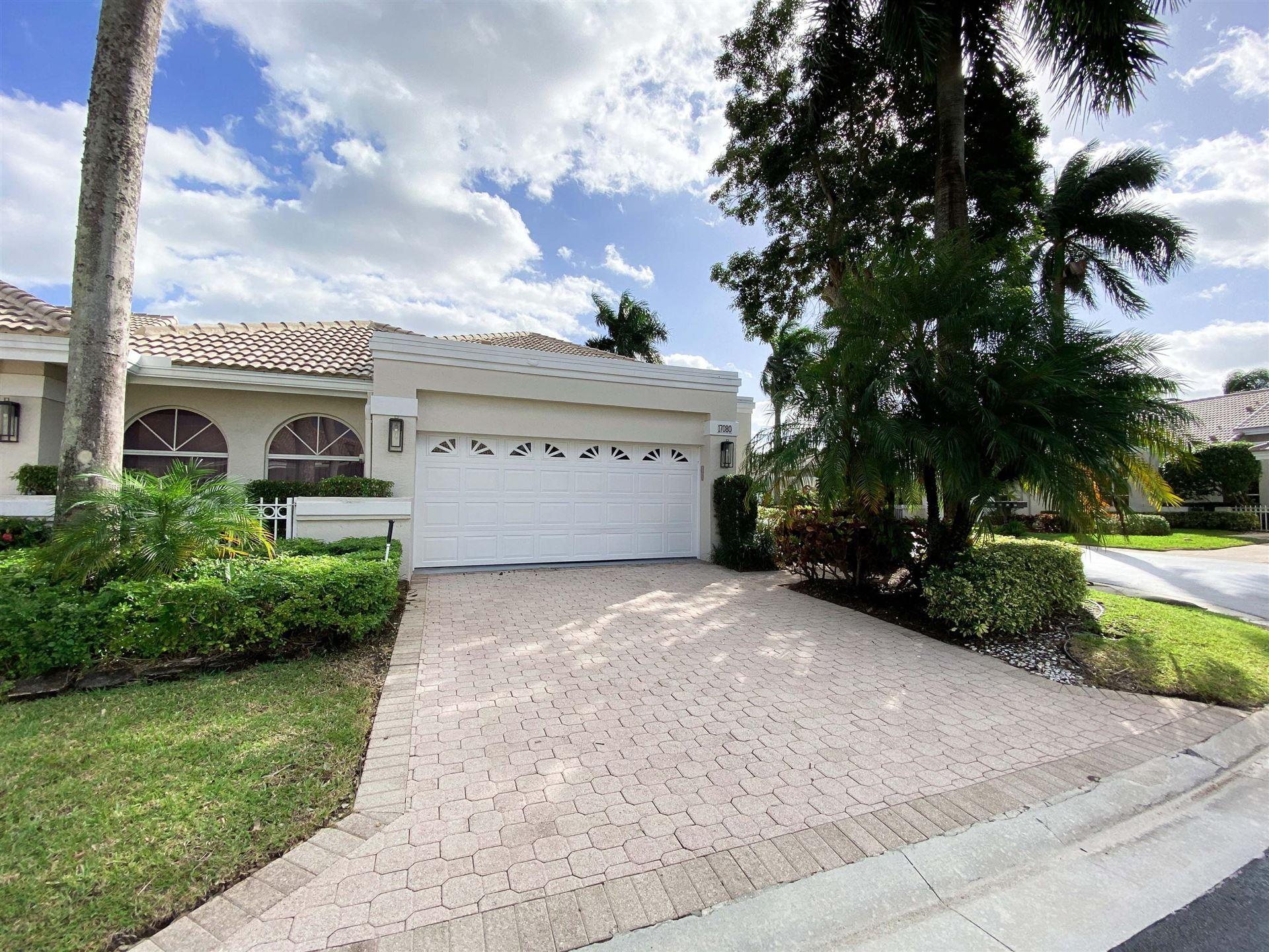 17080 Windsor Parke Court, Boca Raton, FL 33496 - MLS#: RX-10673770