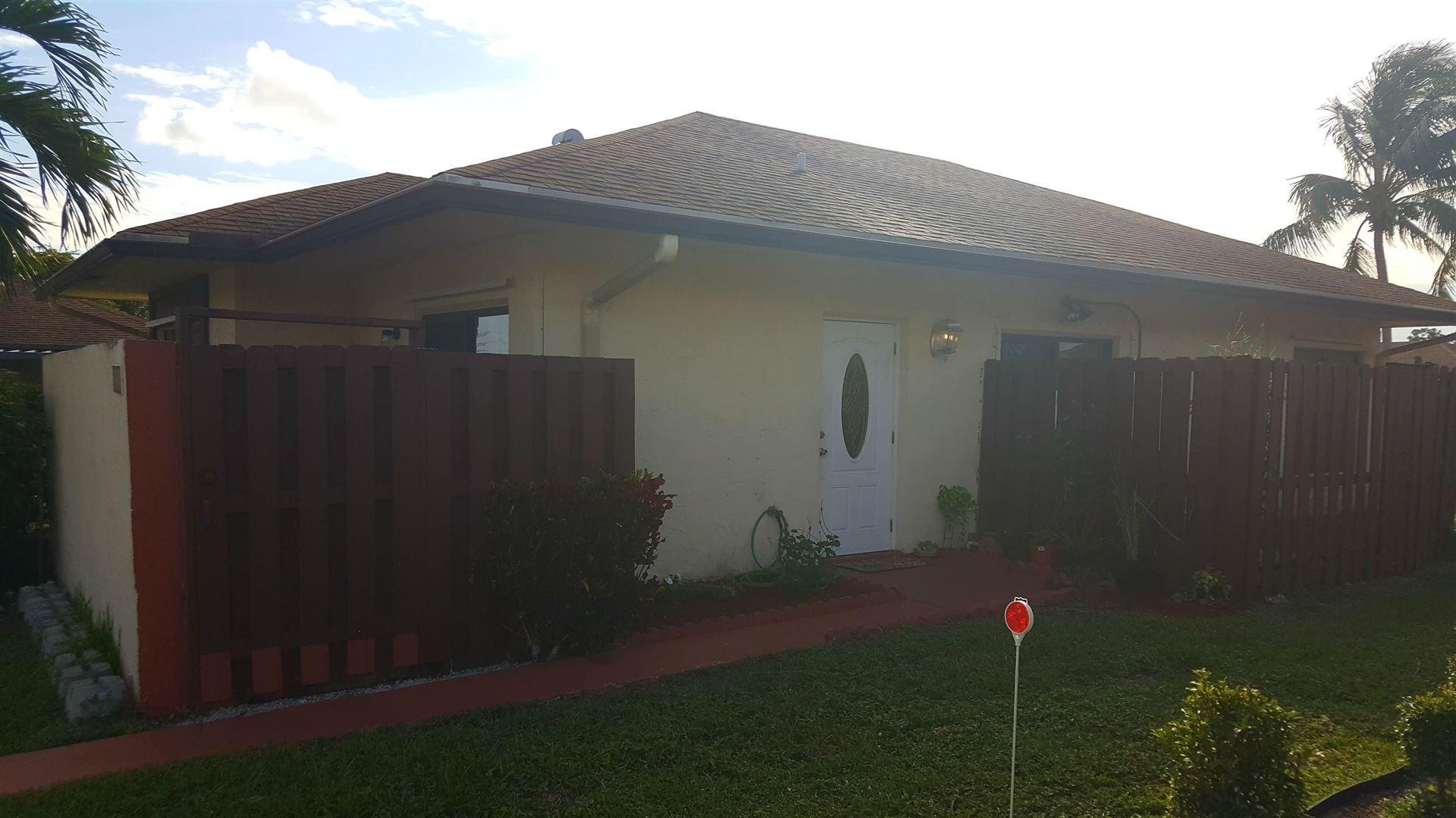 1581 Ferngran Avenue, West Palm Beach, FL 33415 - #: RX-10675770
