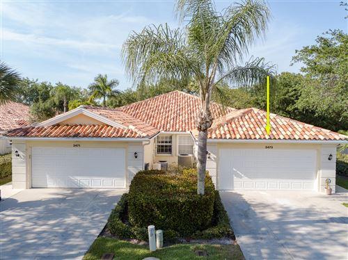 Photo of 2473 SW Parkside Drive, Palm City, FL 34990 (MLS # RX-10614771)