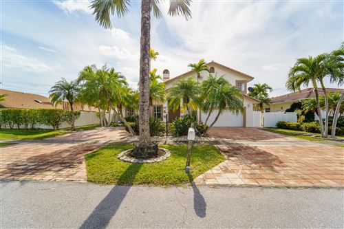 Photo of 372 Rosewood Circle, Boca Raton, FL 33487 (MLS # RX-10683771)