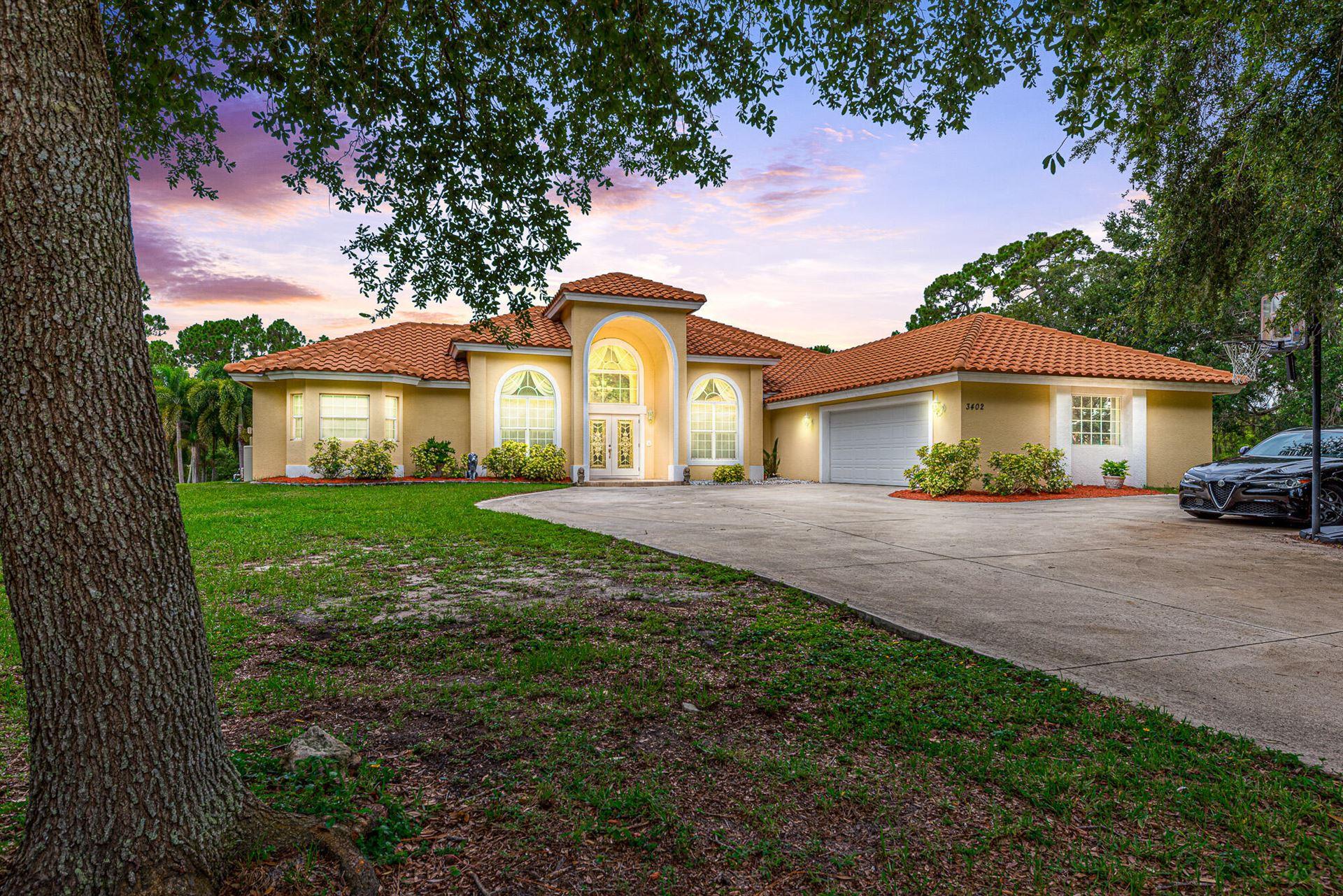 3402 SW Holly Lane, Palm City, FL 34990 - #: RX-10725771