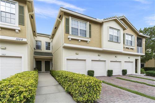 Photo of 1550 SE Wilshire Place #103, Stuart, FL 34994 (MLS # RX-10714772)