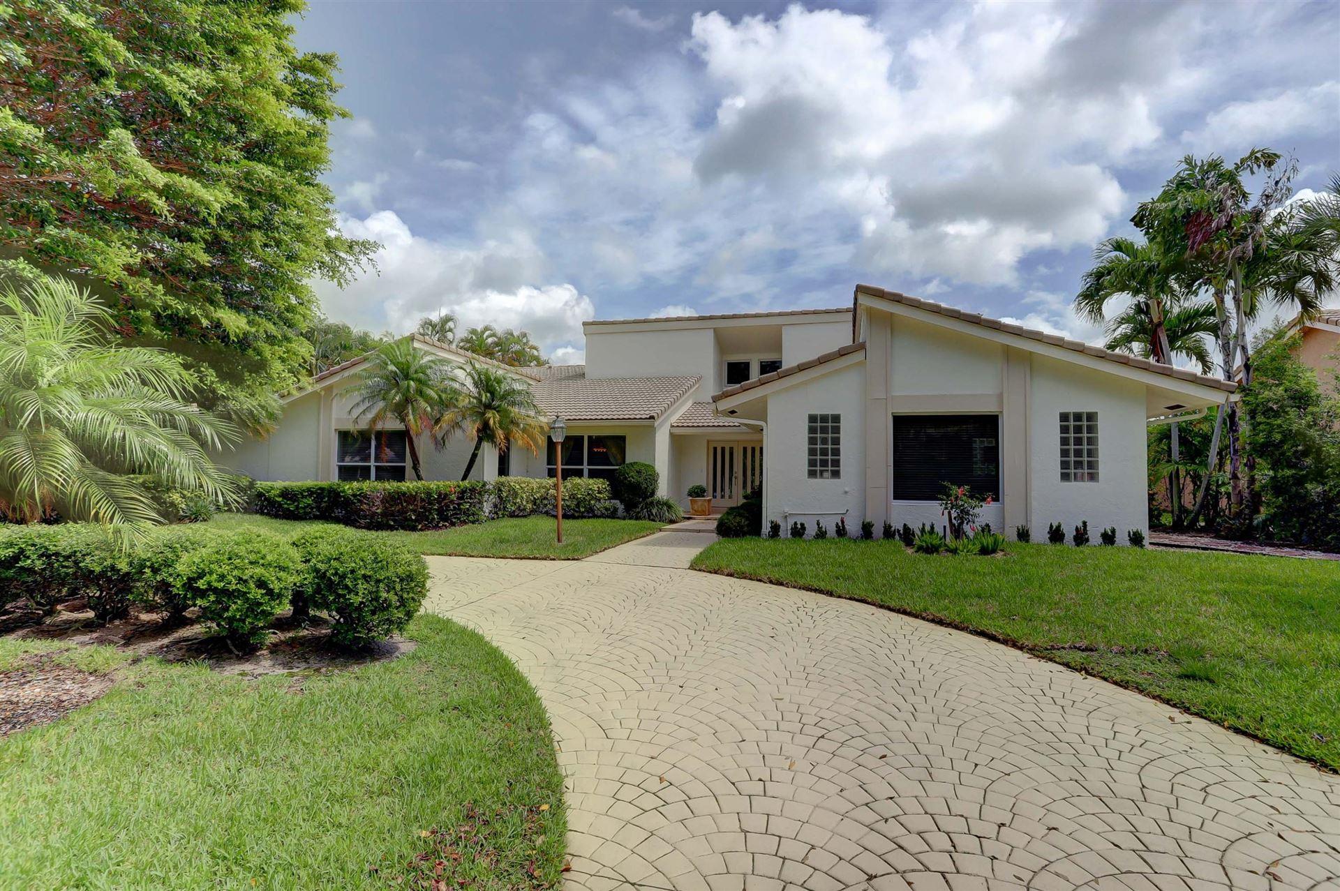 3501 Pine Lake Court, Delray Beach, FL 33445 - #: RX-10626772