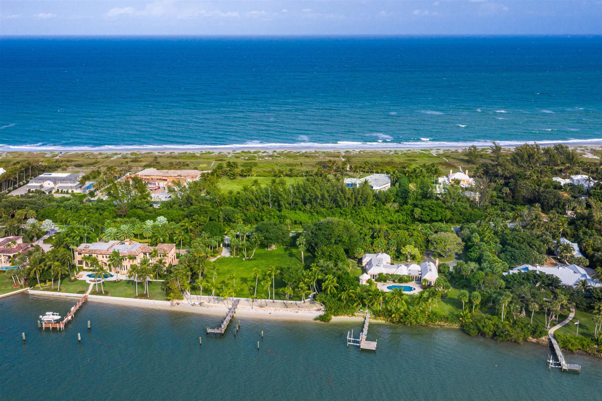 Photo of 483 S Beach Road, Hobe Sound, FL 33455 (MLS # RX-10666772)