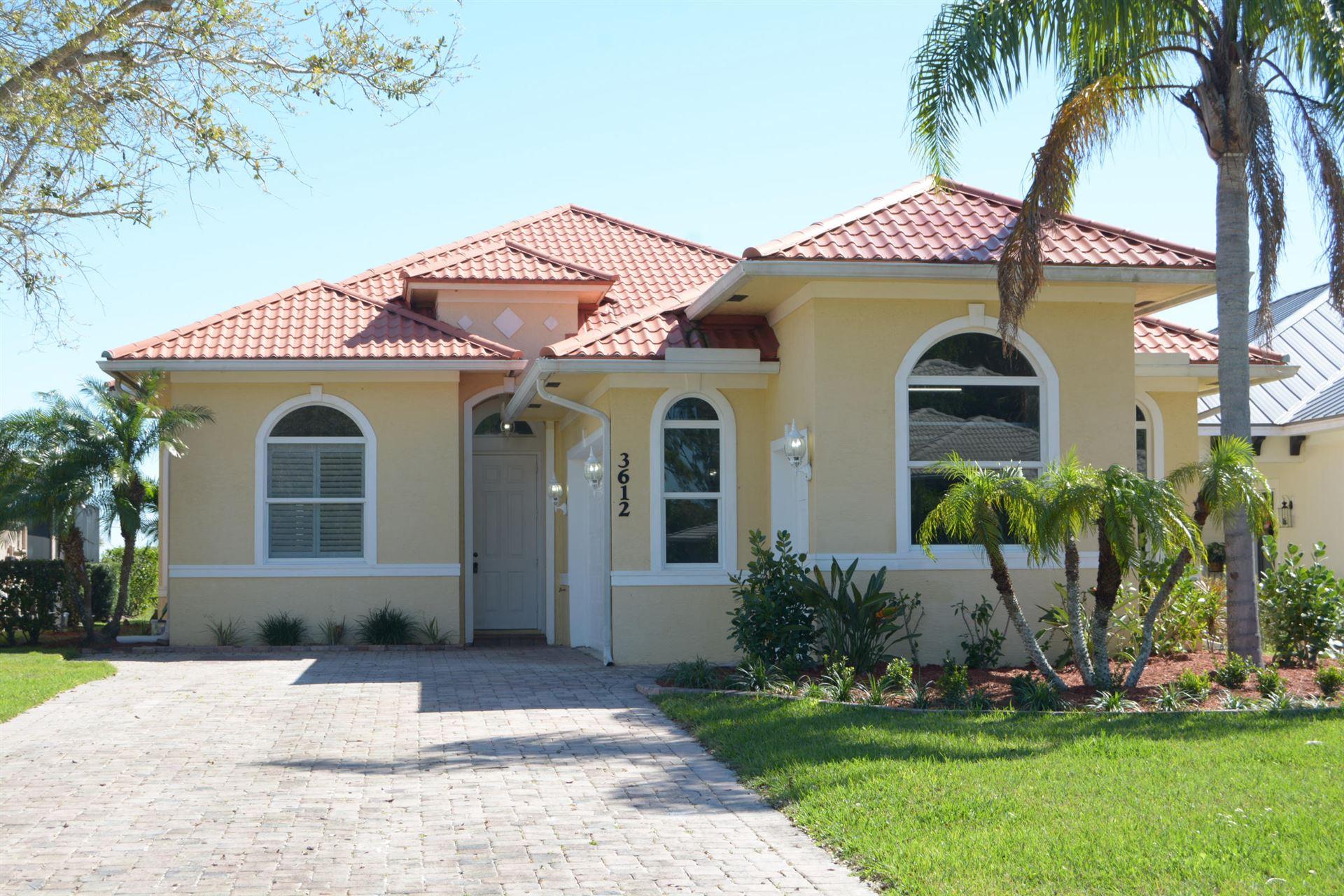 3612 Grove Court, Fort Pierce, FL 34951 - #: RX-10695772
