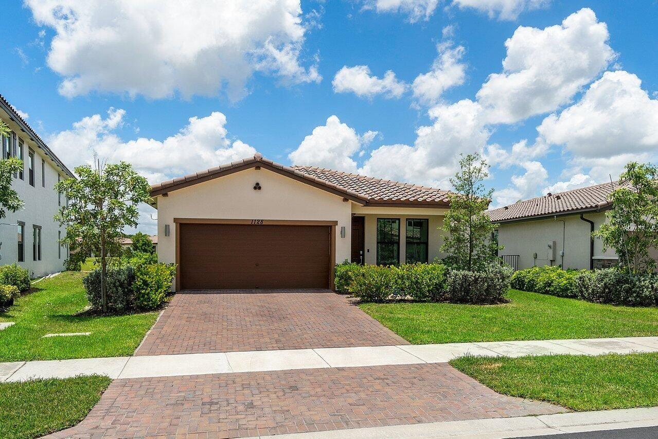 1128 Whitcombe Drive, Royal Palm Beach, FL 33411 - #: RX-10723772