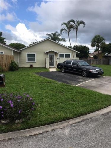 Photo of 8715 Uranus Terrace, West Palm Beach, FL 33403 (MLS # RX-10630773)