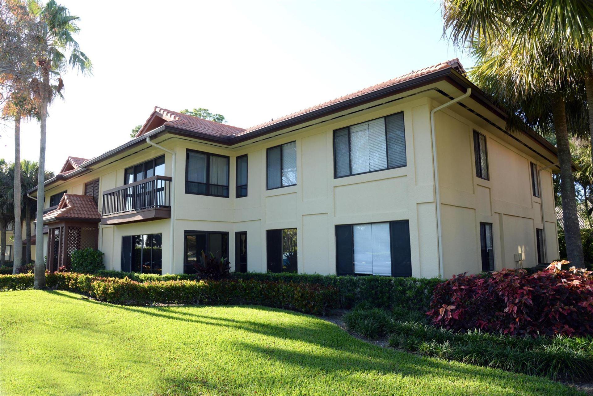 Photo of 1105 Duncan Circle #203, Palm Beach Gardens, FL 33418 (MLS # RX-10625773)
