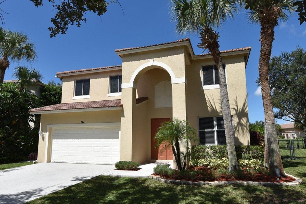 112 Seminole Lakes Drive, Royal Palm Beach, FL 33411 - #: RX-10642773