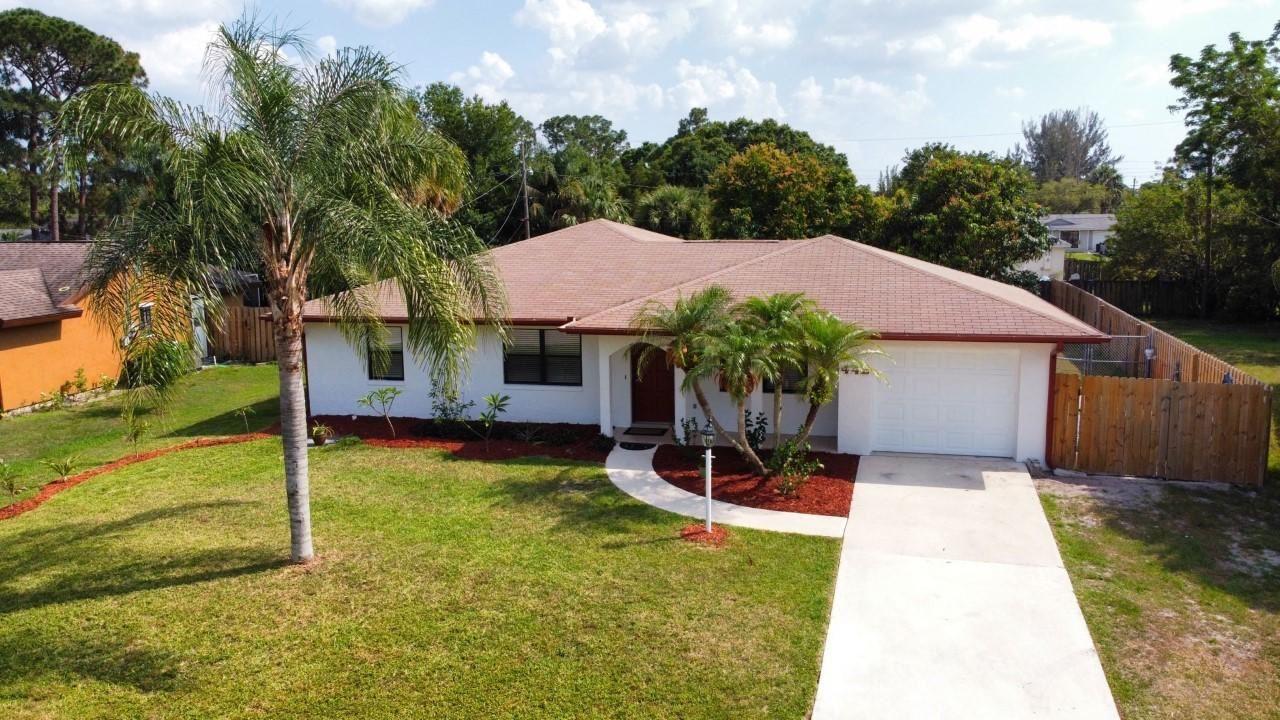 442 NW Concord Drive, Port Saint Lucie, FL 34983 - MLS#: RX-10713773