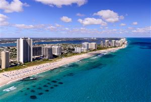 Photo of 3000 N Ocean Drive #5h, Singer Island, FL 33404 (MLS # RX-10537774)