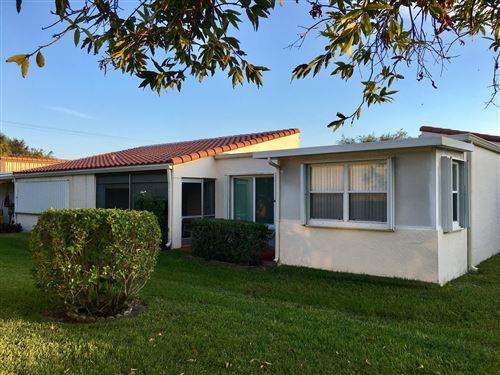 Photo of 2534 Boundbrook Drive S #113, West Palm Beach, FL 33406 (MLS # RX-10583774)