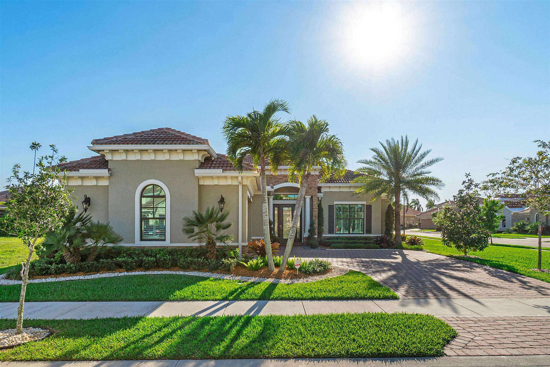 11930 Palermo Road, Parkland, FL 33076 - #: RX-10605774