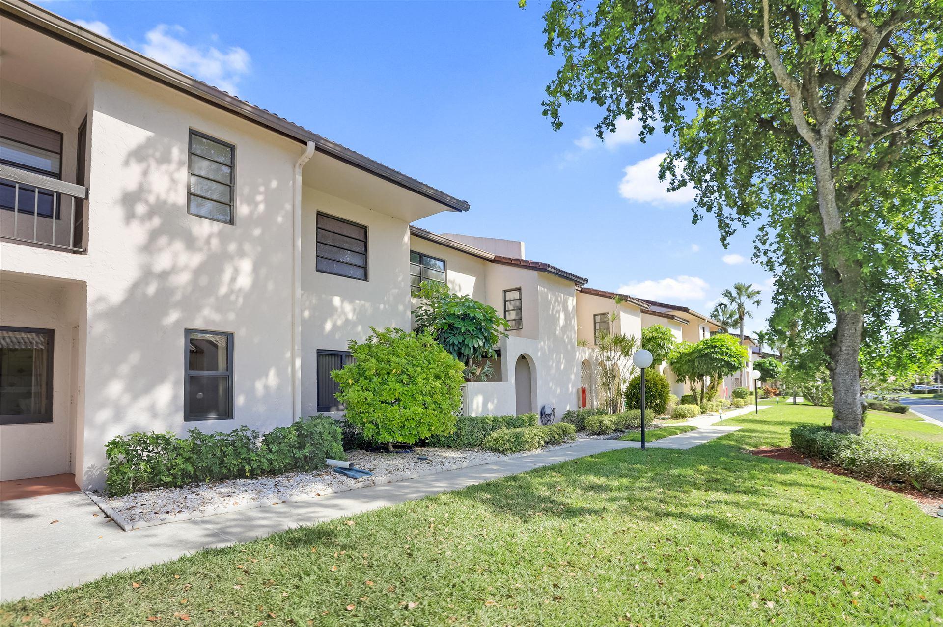 21428 Juego Circle E #9e, Boca Raton, FL 33433 - #: RX-10703774