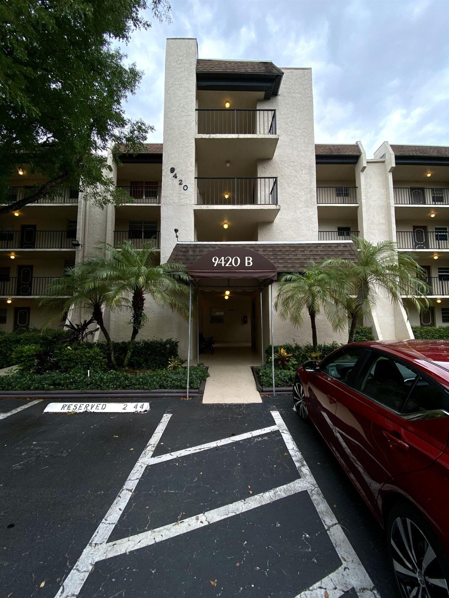 9420 Poinciana Meadow #106, Davie, FL 33324 - MLS#: RX-10726774