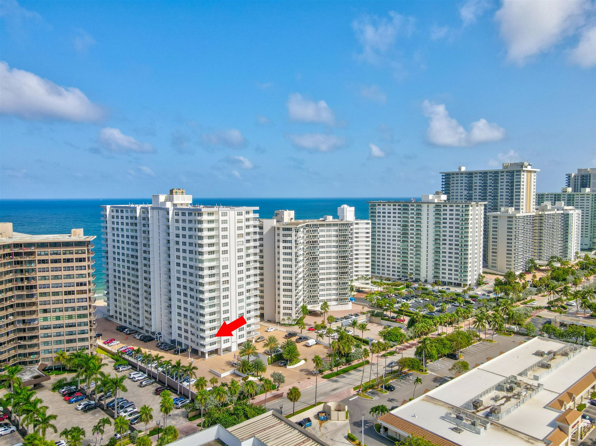 Photo of 3750 Galt Ocean Drive #307, Fort Lauderdale, FL 33308 (MLS # RX-10739774)