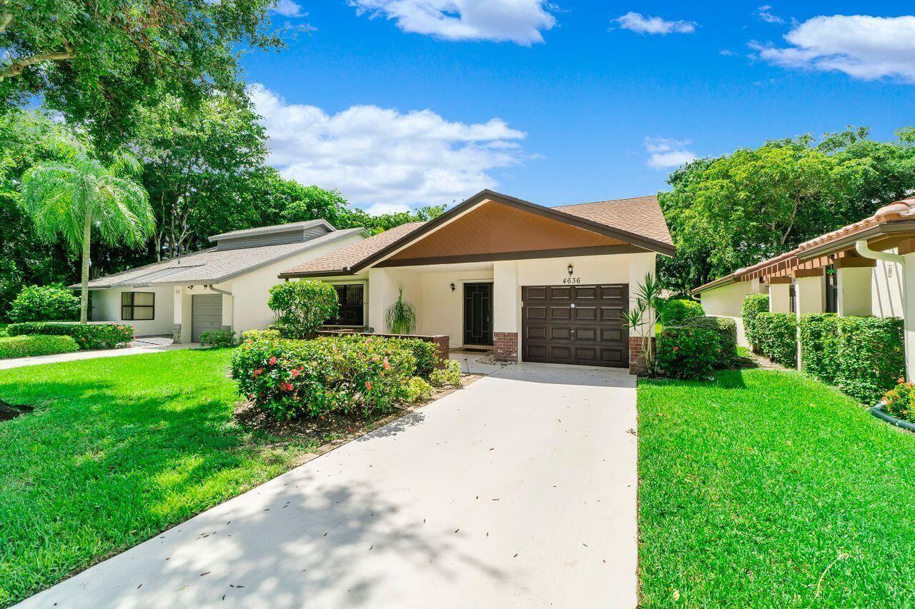 4636 Daylily Court, Boynton Beach, FL 33436 - MLS#: RX-10742774