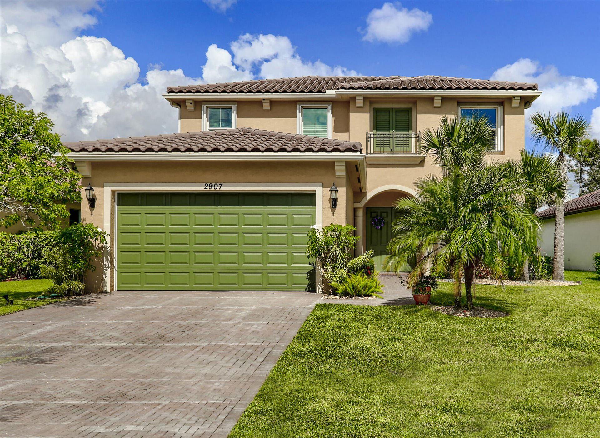 2907 Bellarosa Circle, Royal Palm Beach, FL 33411 - #: RX-10752774
