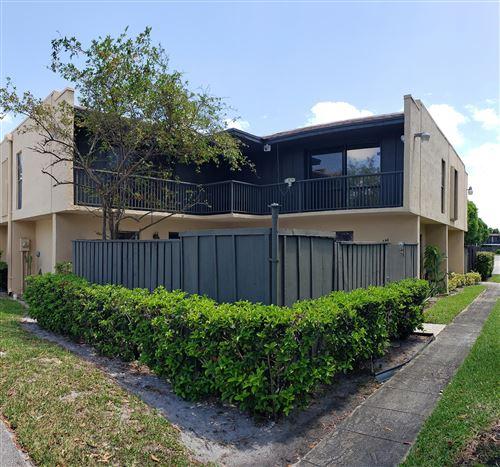 Photo of Listing MLS rx in 4900 Alder Drive #C West Palm Beach FL 33417