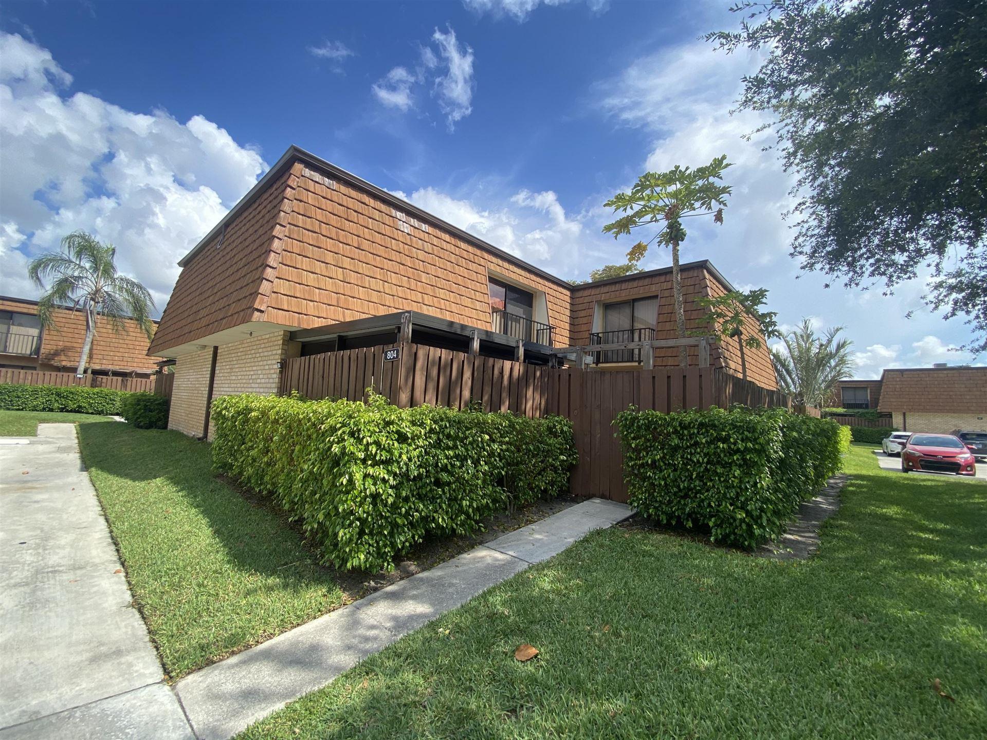 804 8th Lane #D, Greenacres, FL 33463 - MLS#: RX-10720775
