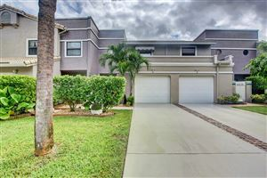 Photo of 5225 Monterey Circle #D, Delray Beach, FL 33484 (MLS # RX-10562776)