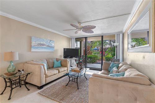 Foto de inmueble con direccion 3545 S Ocean Boulevard #105 South Palm Beach FL 33480 con MLS RX-10631776