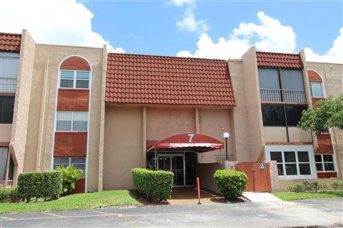 Photo of 8280 SW 24th Street #7201, North Lauderdale, FL 33068 (MLS # RX-10642776)