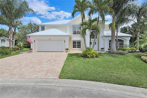 Photo of 377 NW Canna Way, Jensen Beach, FL 34957 (MLS # RX-10731776)