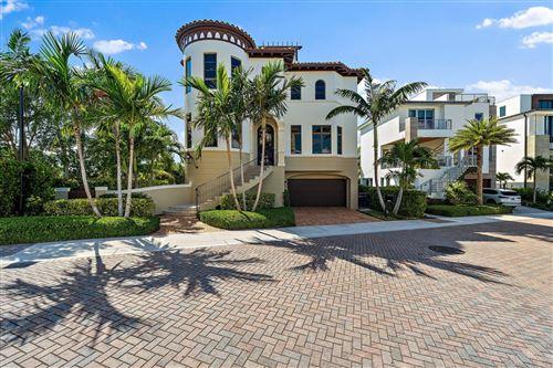 Photo of 841 Oceanside Drive, Juno Beach, FL 33408 (MLS # RX-10750776)