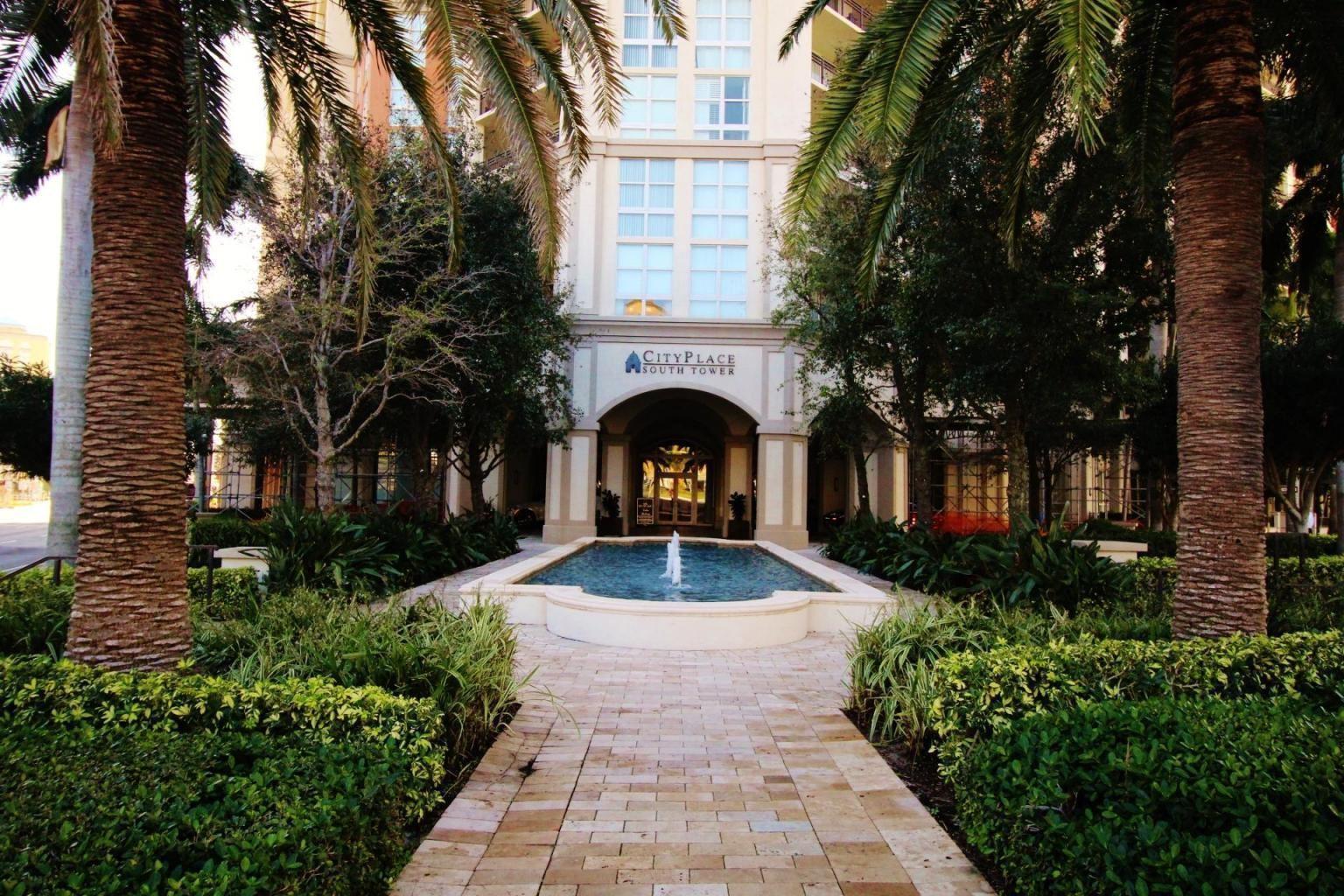 550 Okeechobee Boulevard #1212, West Palm Beach, FL 33401 - #: RX-10578776