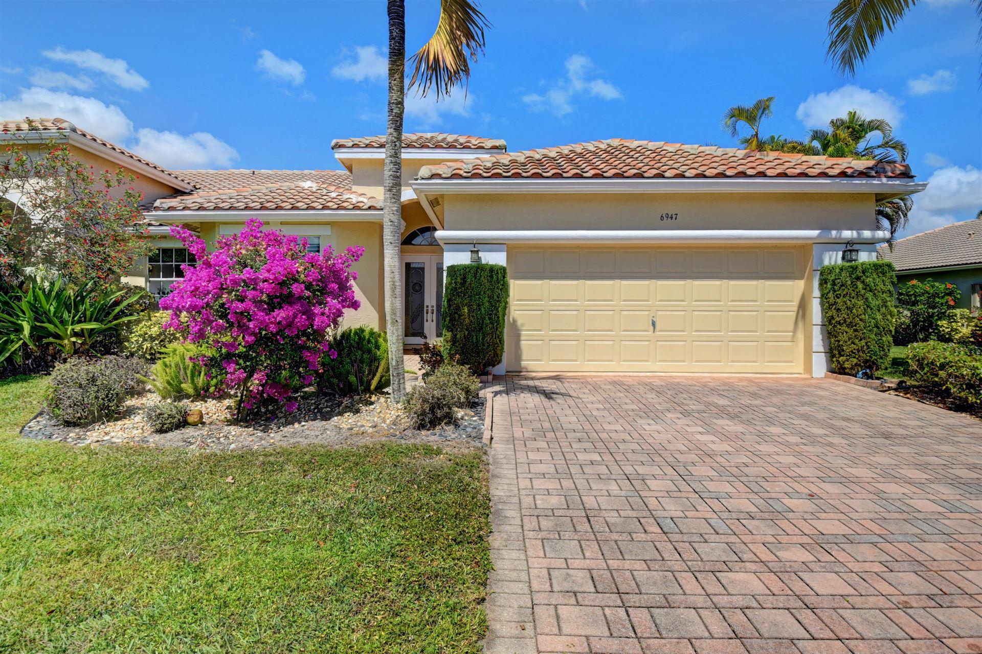 6947 Southport Drive, Boynton Beach, FL 33472 - #: RX-10609776