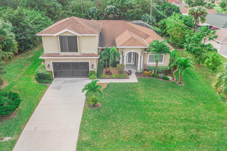 3820 SW Cheribon Street, Port Saint Lucie, FL 34953 - #: RX-10672776